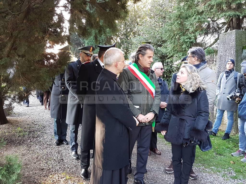 Bergamo ricorda le vittime delle foibe
