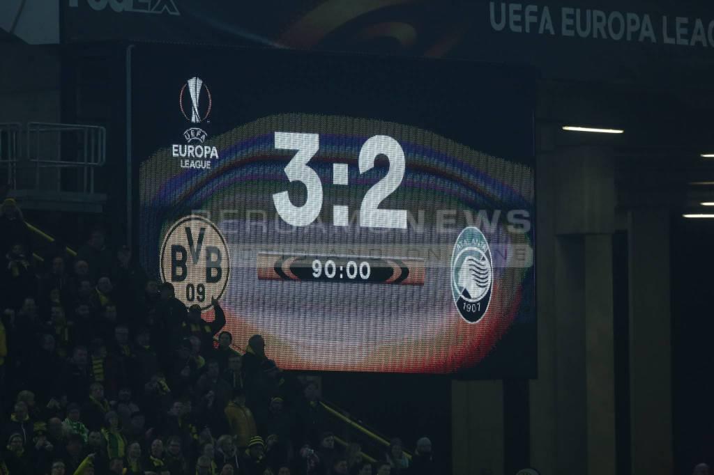 Borussia Dortmund-Atalanta 3-2