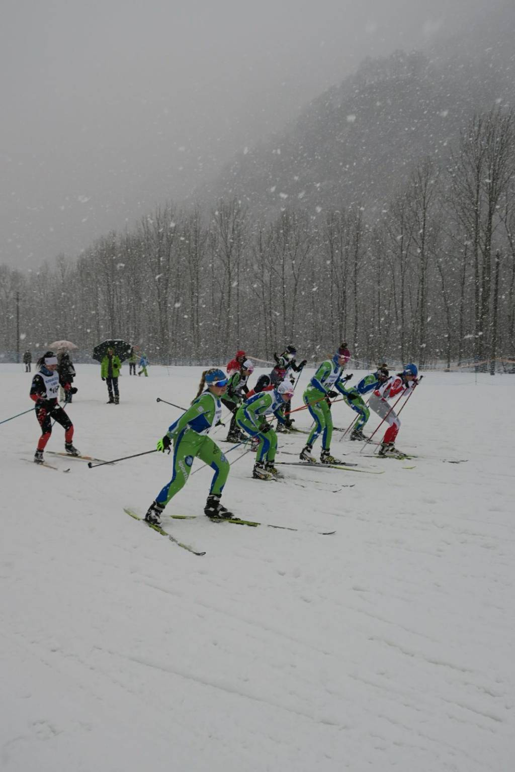 campionati di sci