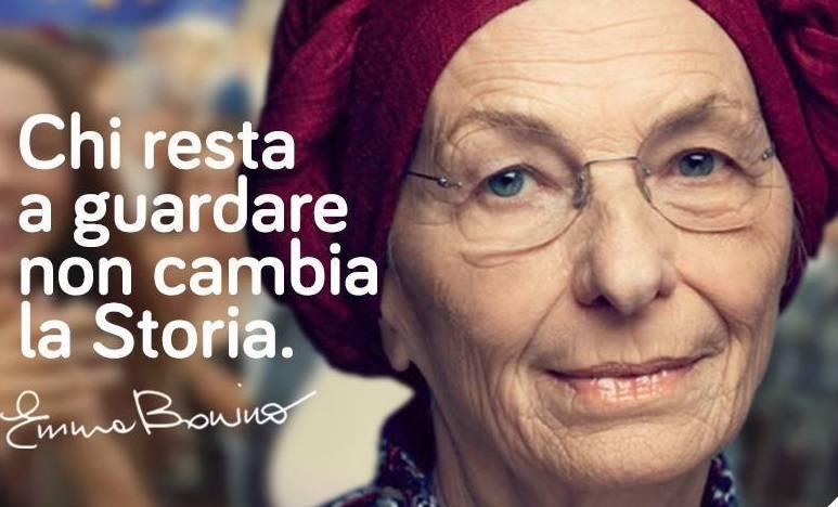 emma bonino + europa