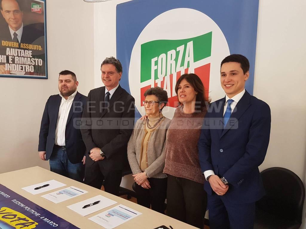 forza italia politiche