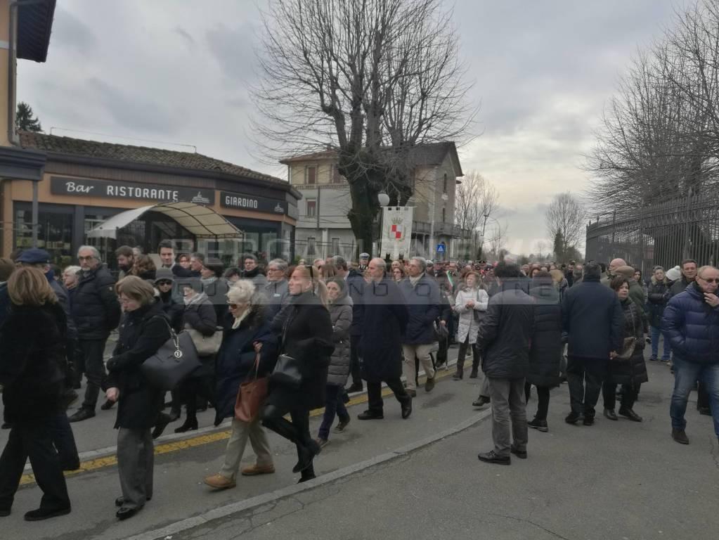 Funerale Ida Milanesi