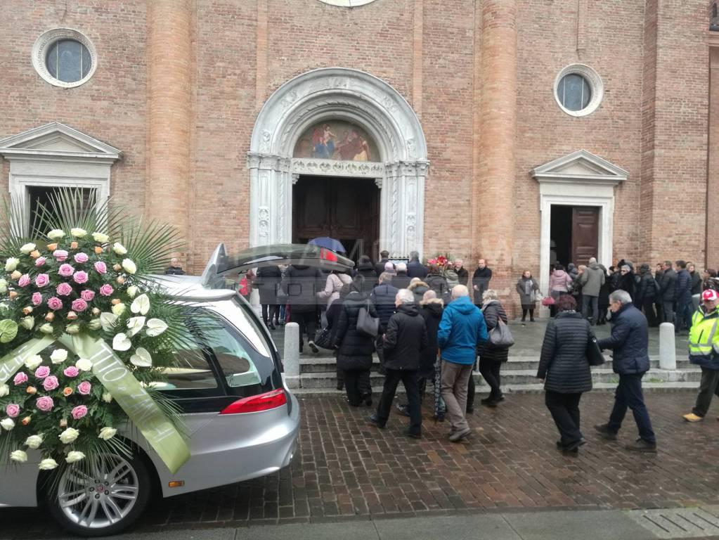 Funerali di Pierangela Tadini a Caravaggio