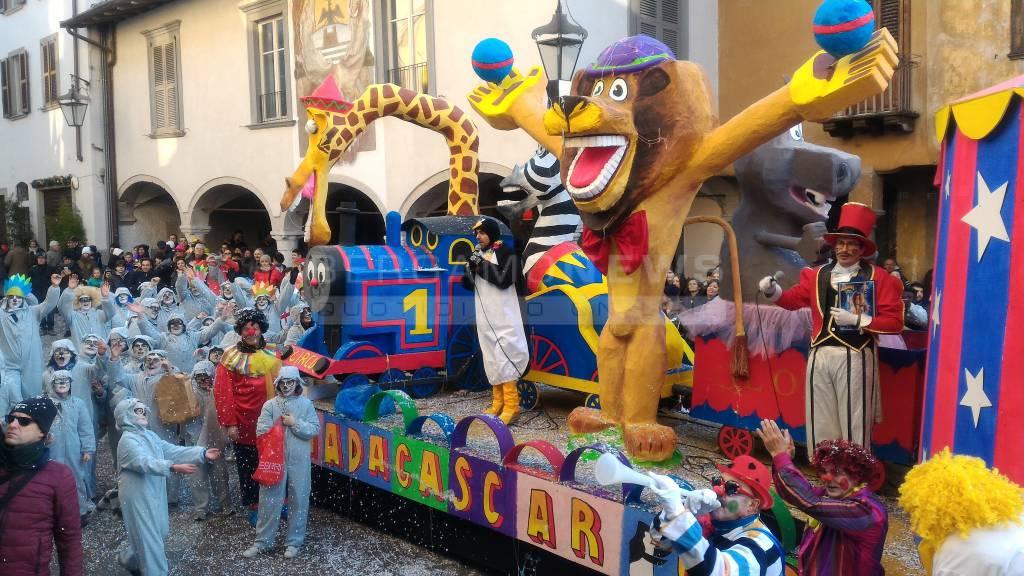Il Carnevale a Clusone
