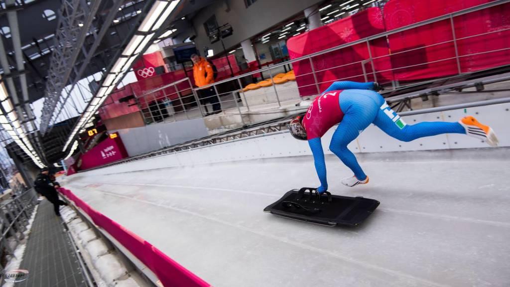 Joseph cecchini Olimpiadi Corea 2018