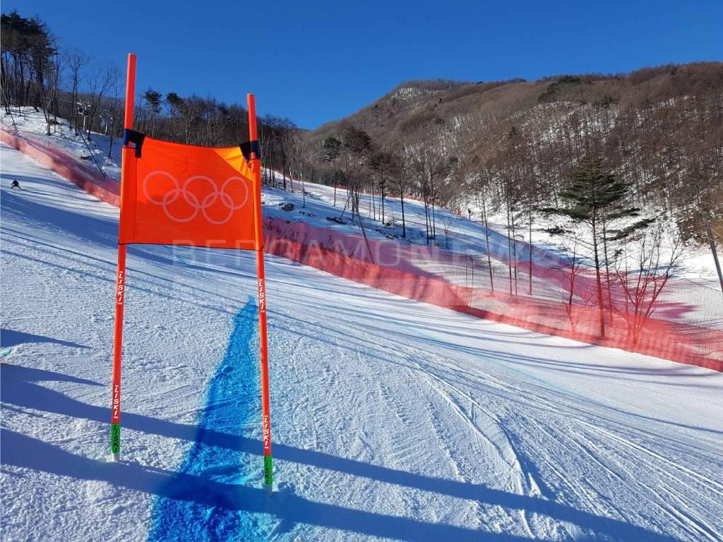Liski ai giochi olimpici in Corea