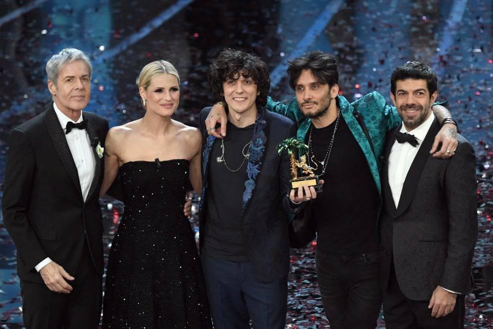 Metà Moro Sanremo 2018!vincitori