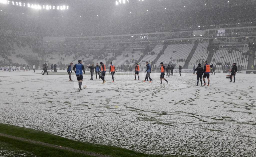Neve Juventus Stadium