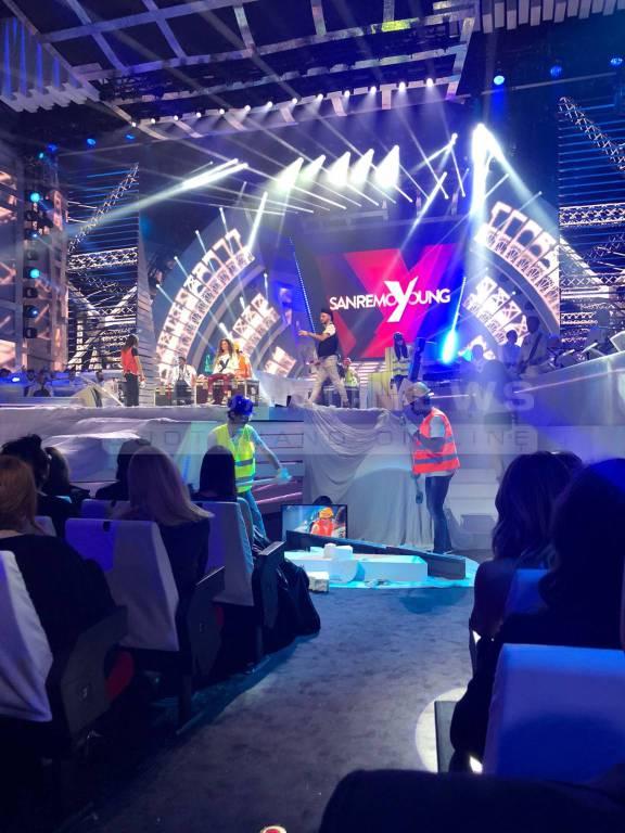 Sanremo Young, Antonella Clerici alla scoperta di nuovi talenti: anticipazioni 16 febbraio