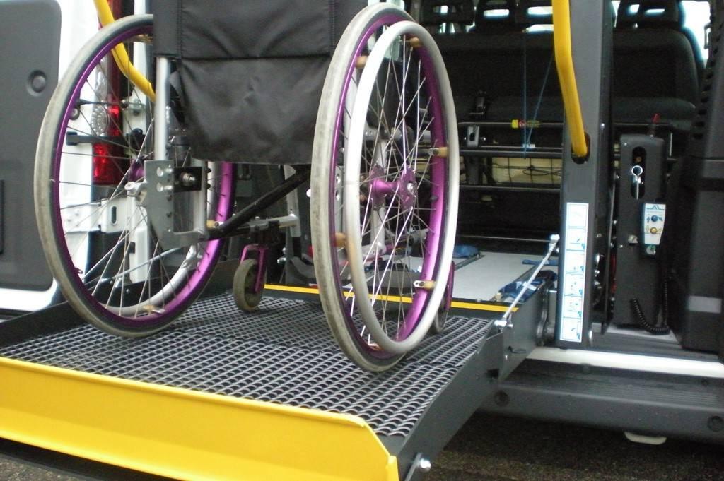 servizio disabili