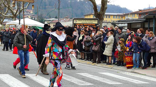 Sfilata di mezza quaresima a San Pellegrino Terme