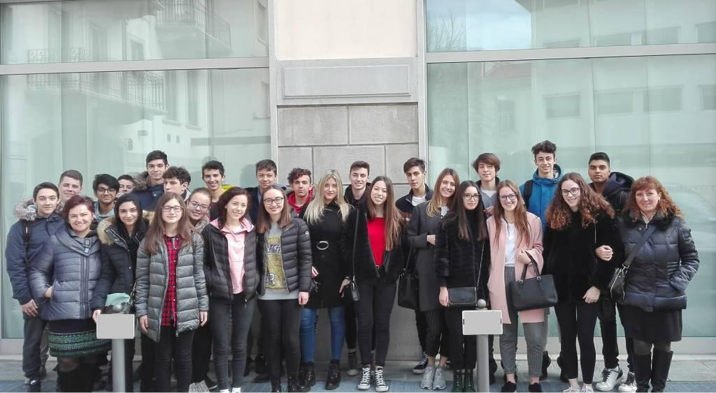 3A Liceo scientifico Federici Trescore