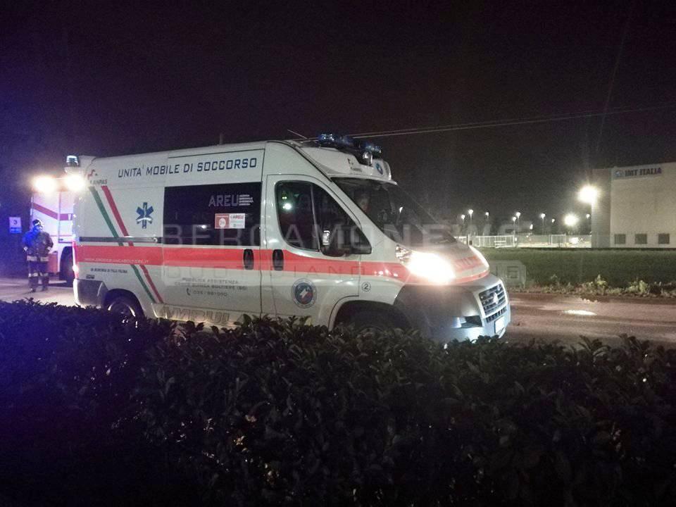 ambulanza sera nostra