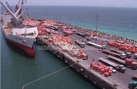 Bagattini pavimenta 43 mila metri quadri del porto di nouakchott in