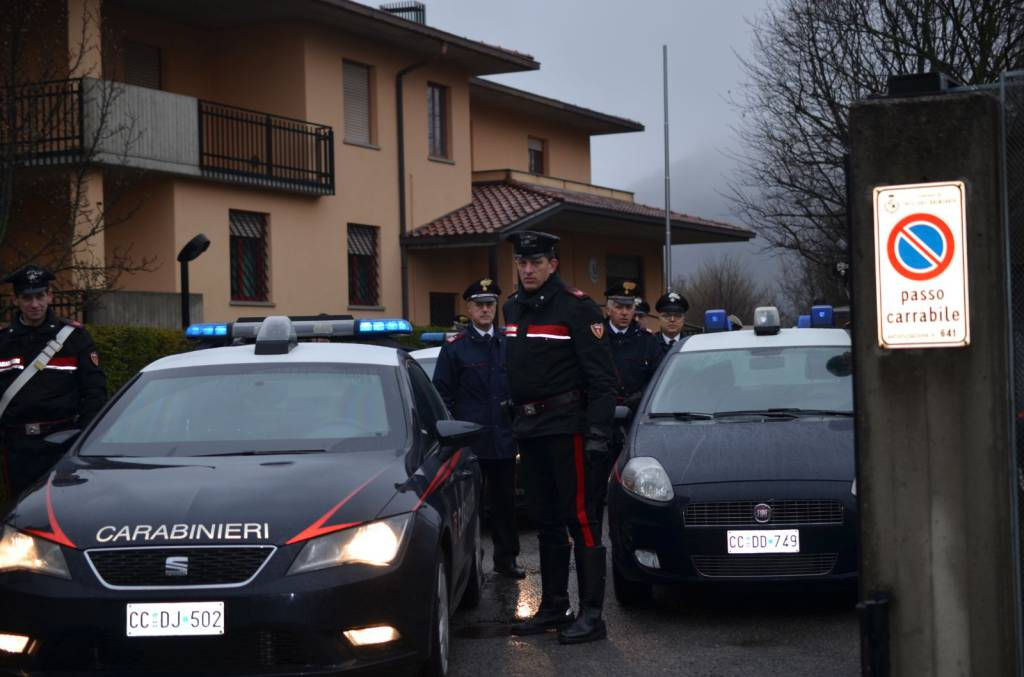 carabinieri rom