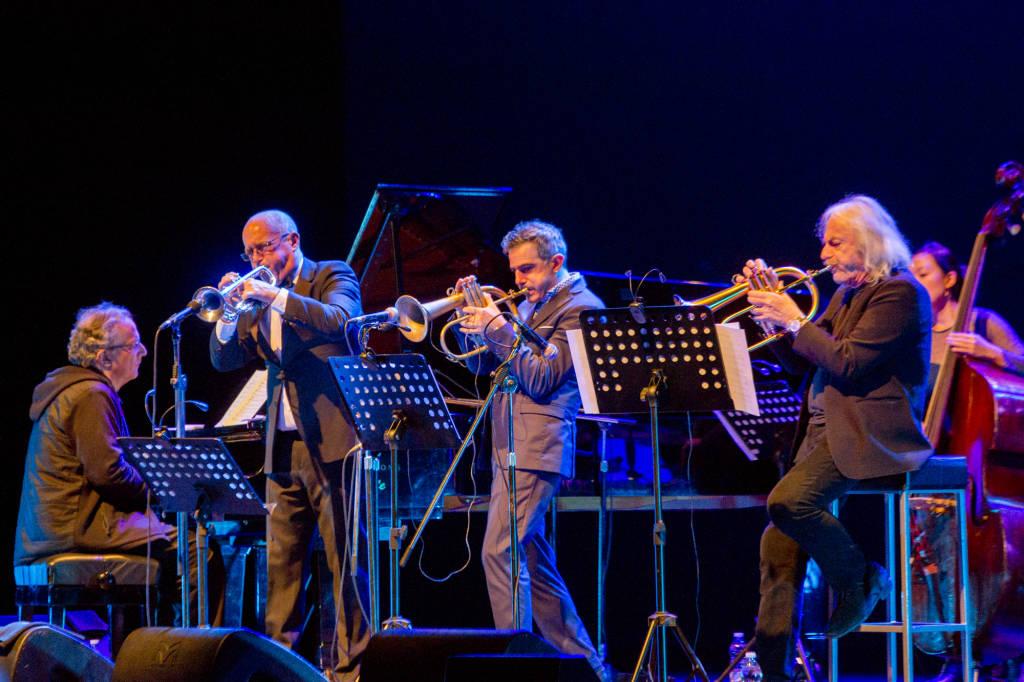 Douglas, Rava, Fresu e Caine chiudono il Bergamo Jazz 2018