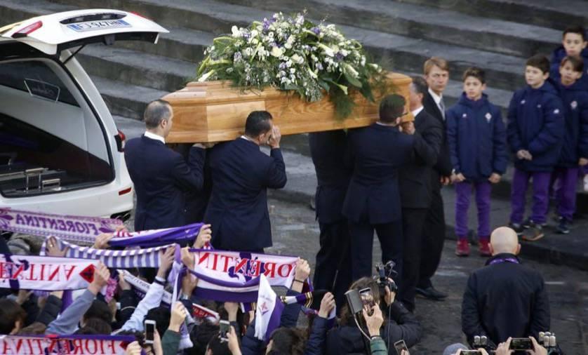 Funerali Astori