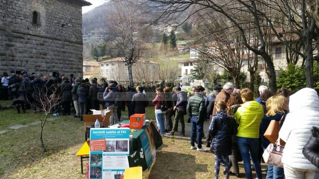 I siti in provincia di Bergamo