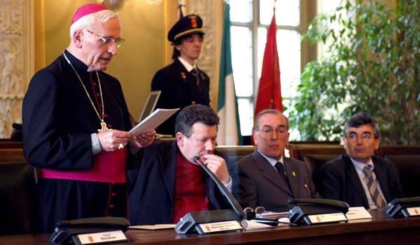 Monsignor Lino Belotti