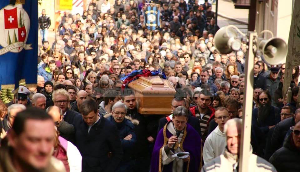 San Pellegrino saluta Davide Astori