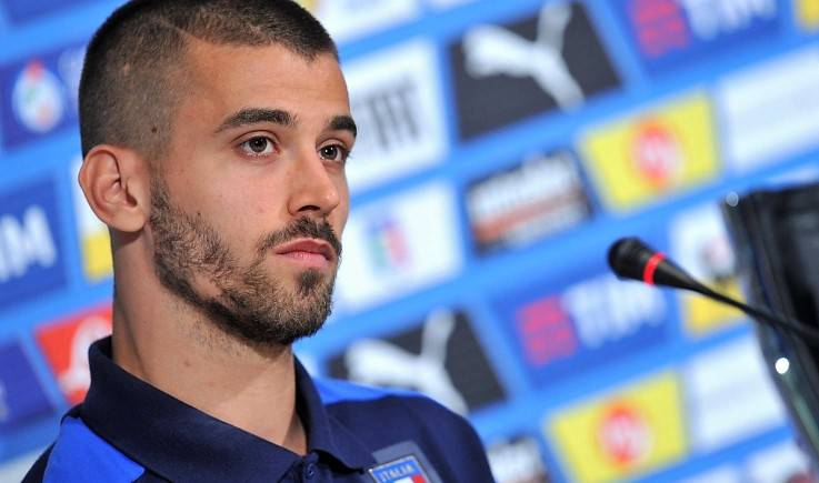 Roma, Spinazzola in conferenza: