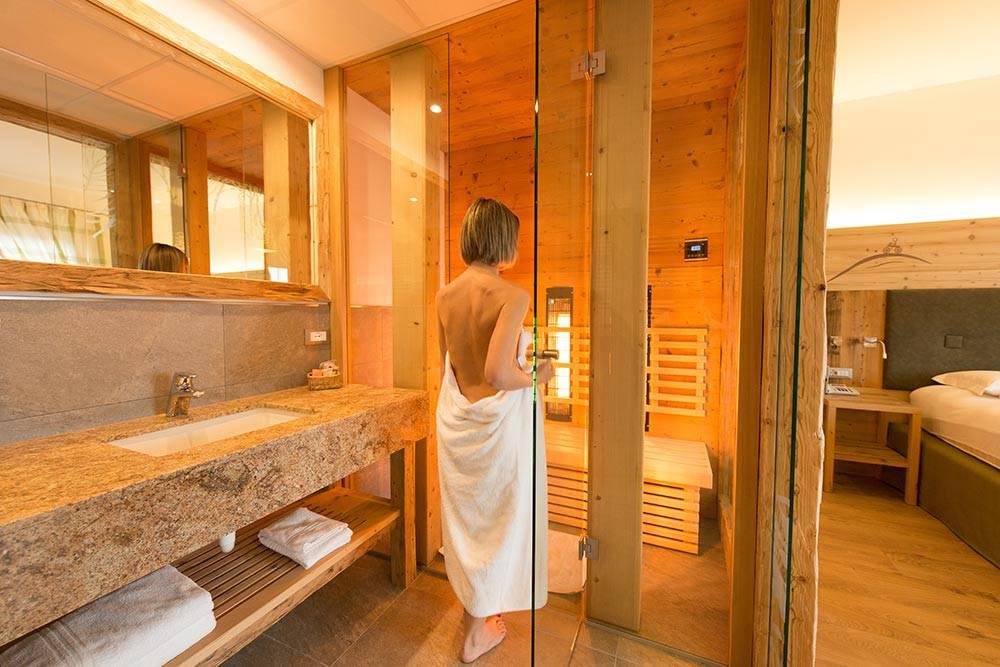 Sport & Wellness Hotel Cristallo a Levico Terme