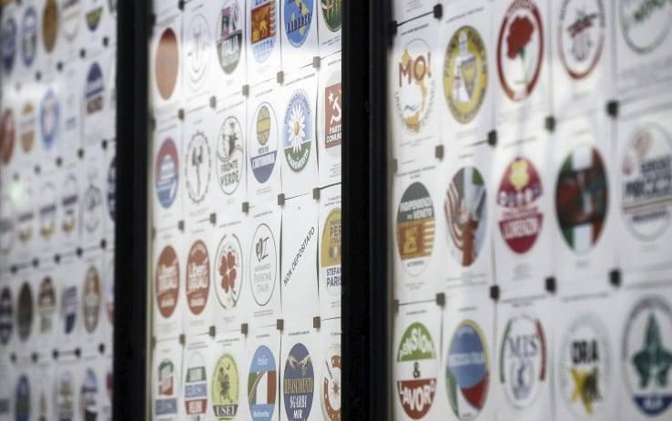 voto elezioni 2018 simboli