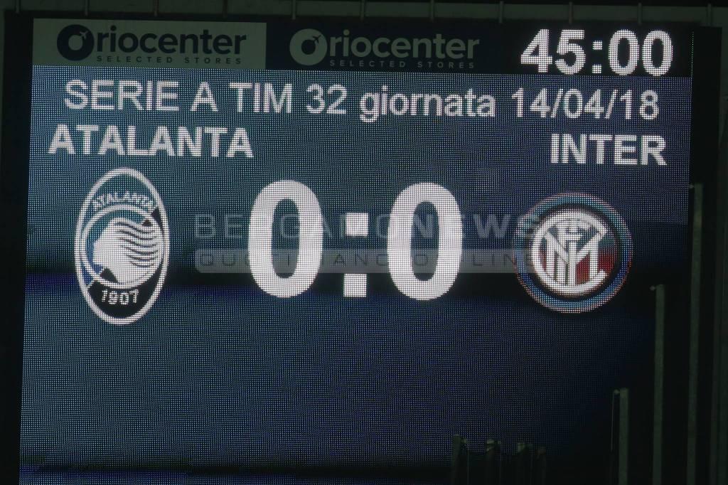 Atalanta-Inter 0-0: il film del match