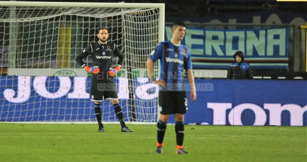 Atalanta-Sampdoria 1-2
