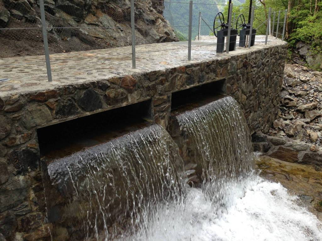 centraline idroelettriche