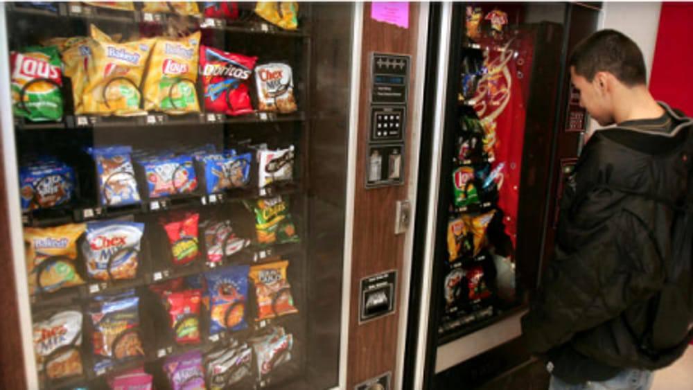 distributori automatici scuola