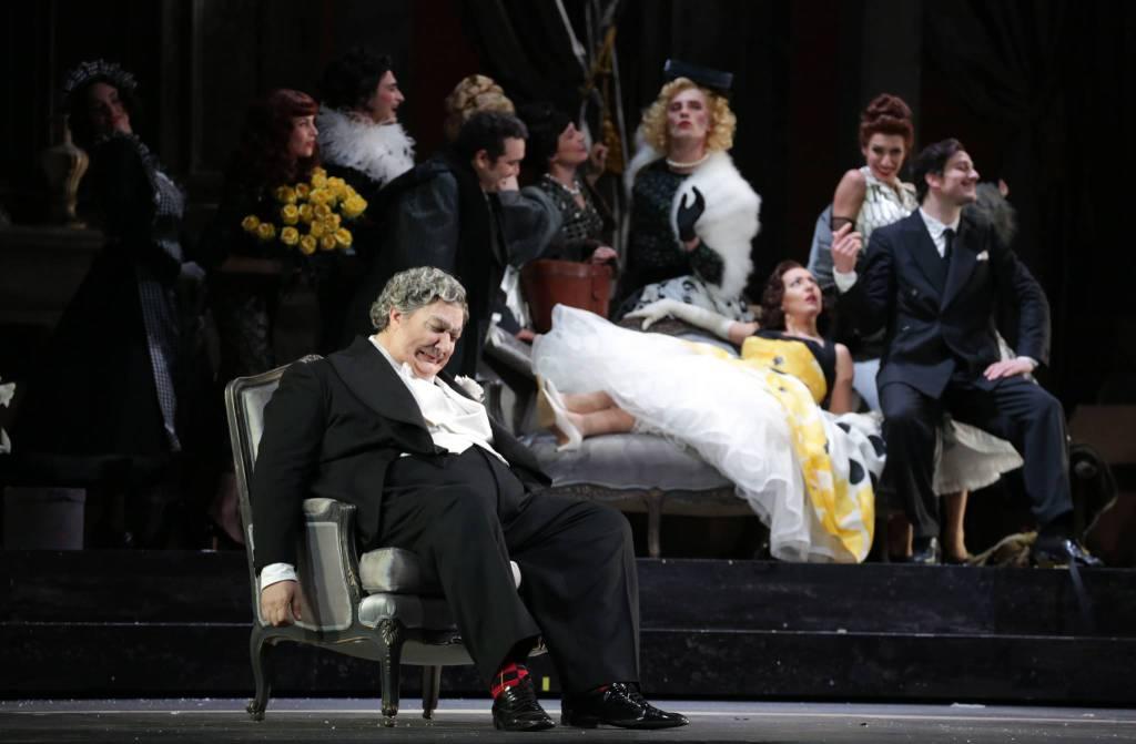 don Pasquale di Gaetano Donizetti alla Scala