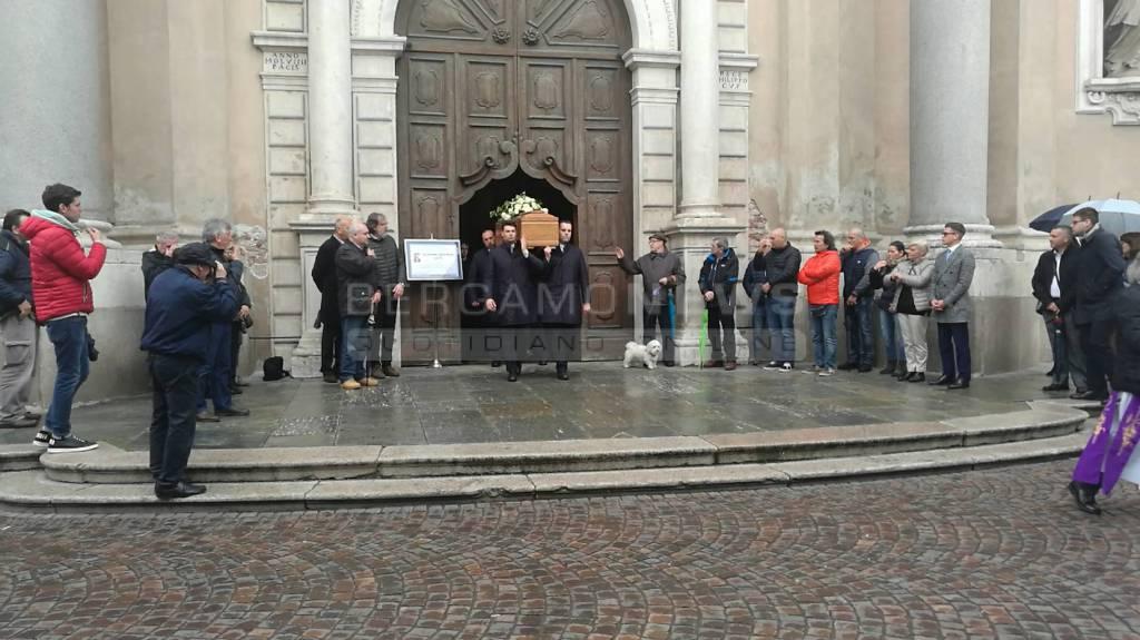 Funerali Gian Battista Gatti