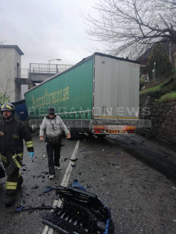 Incidente a Gazzanica