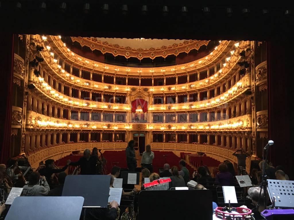 New Pop orchestra di Comun Nuovo e Orchestra Magica Musica di Crema