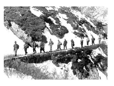 Partigiani Battaglia Fonteno