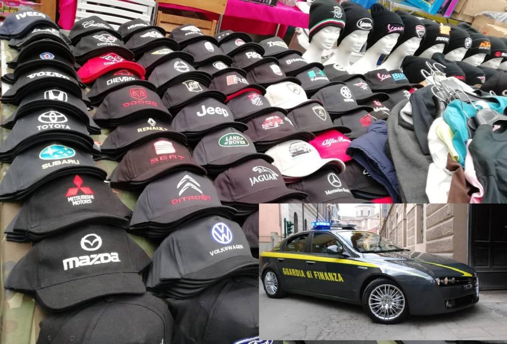 Orologi di lusso contraffattiSei arresti tra Puglia e Campania