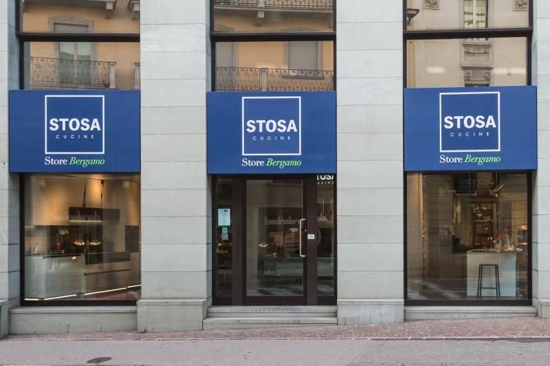 Cucine Stosa, in via Maj Store in esclusiva per Bergamo - BergamoNews