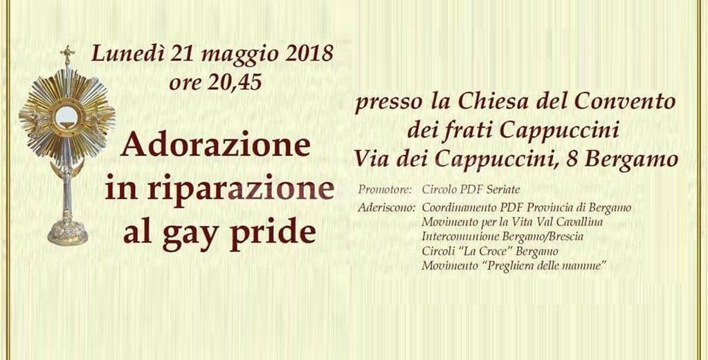 adorazione gay pride