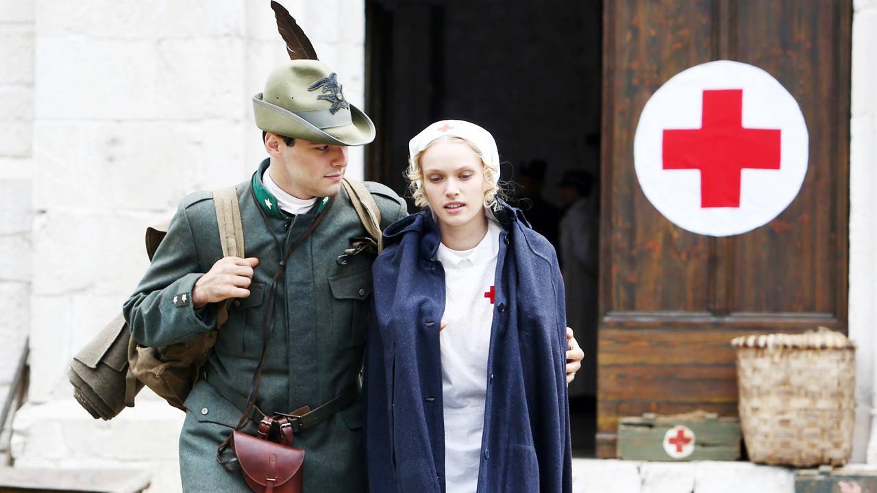 Il Confine: Trama e Cast della serie Rai sulla Prima Guerra Mondiale