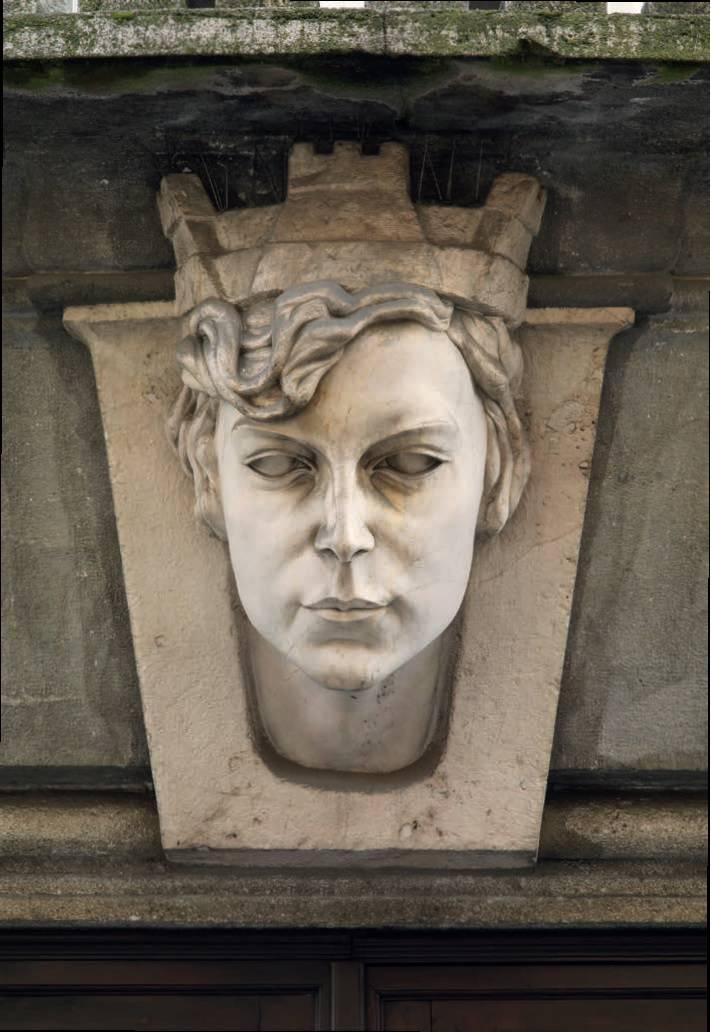bergamo e le sculture