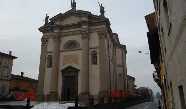 Chiesa di Sant'Andrea a Suisio