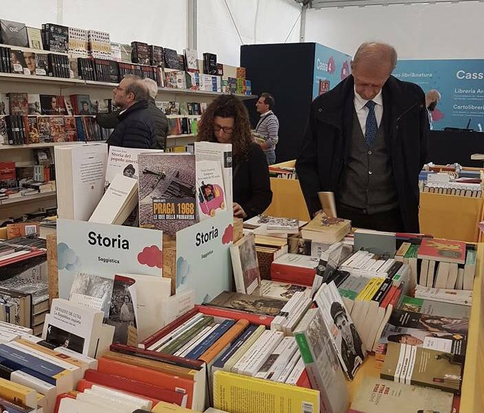 Fassino fiera librai