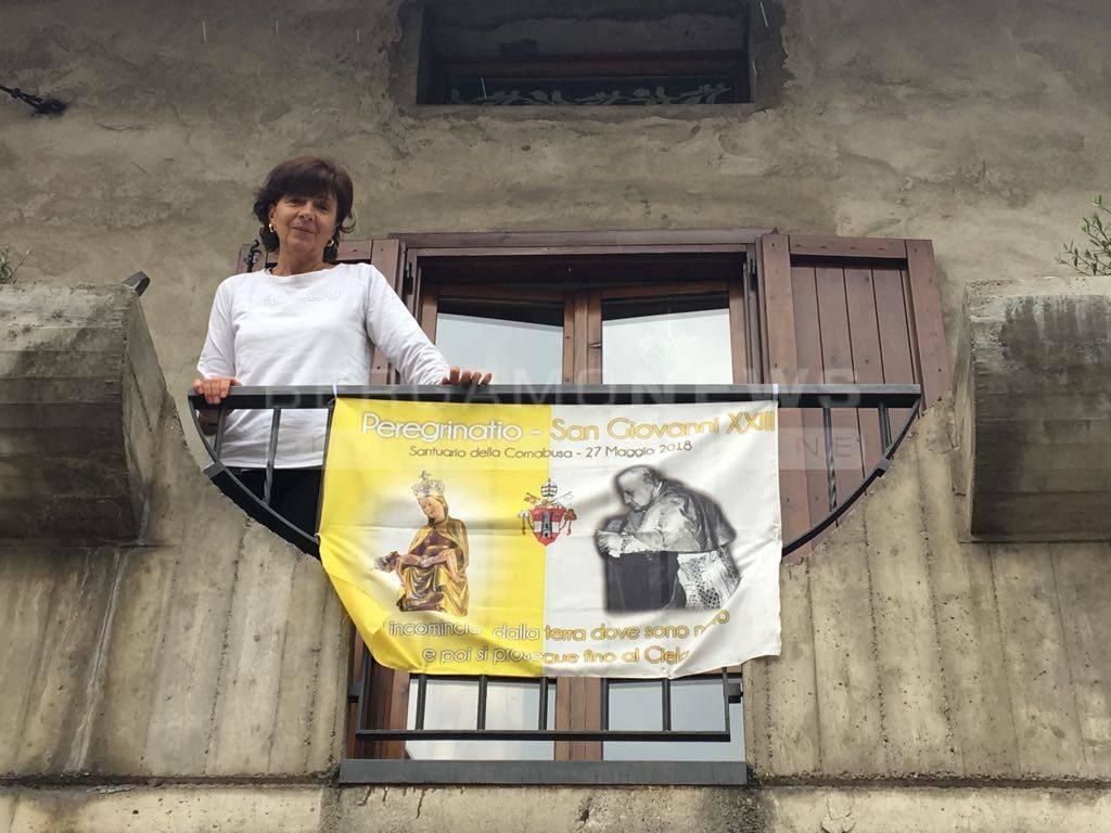 La Valle Imagna aspetta Papa Giovanni XXIII