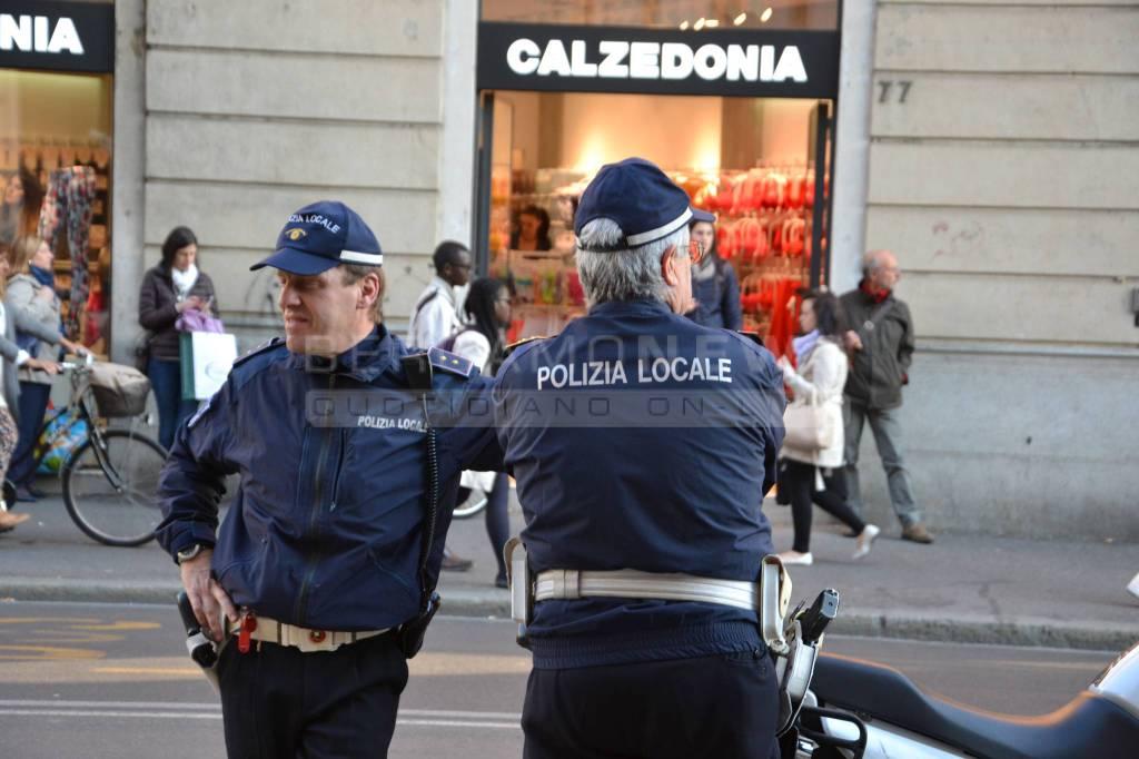 polizia locale bergamo foto nostra
