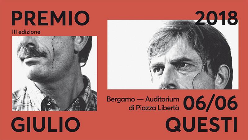 Premio Giulio Questi 2018