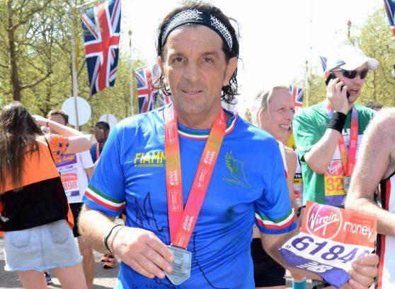 rinaldi maratona londra