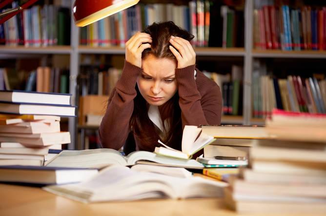 studenti ansia