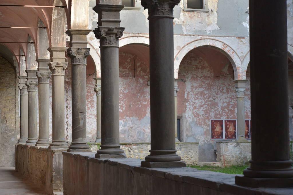 Chiostro del Carmine