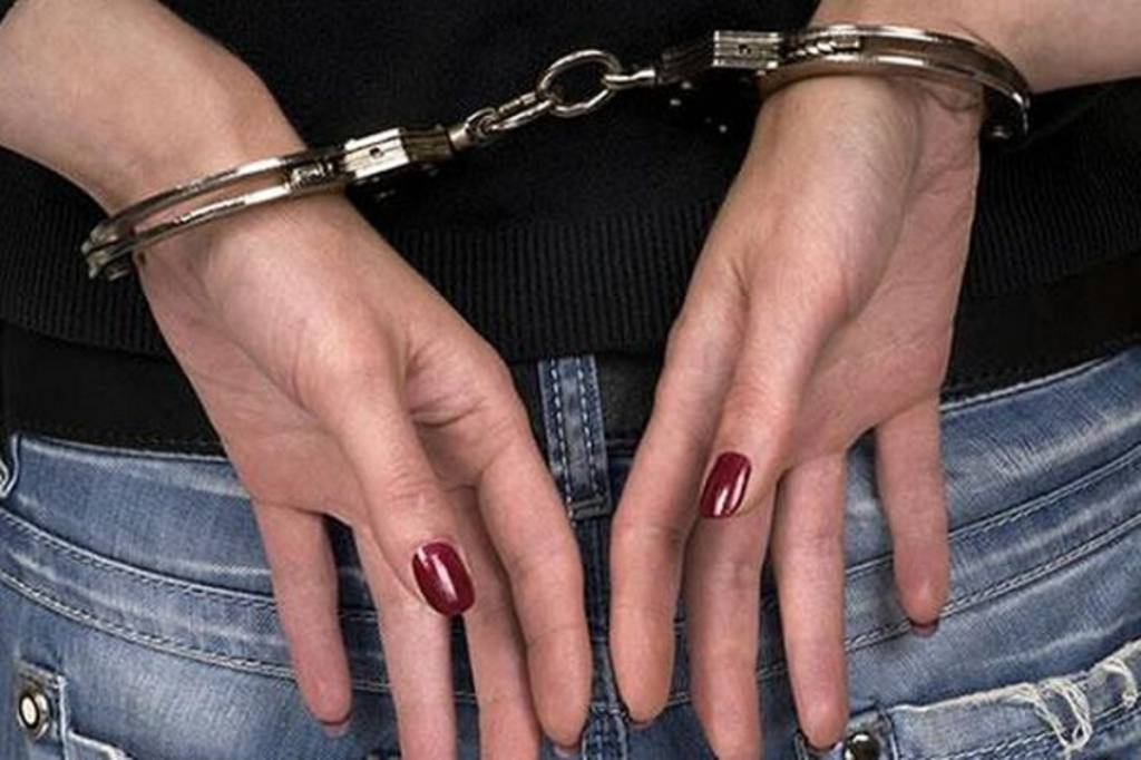 arresto donna